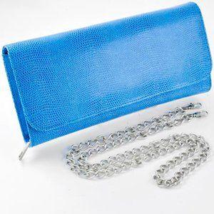 Leatherette / Clutch / Evening Bag